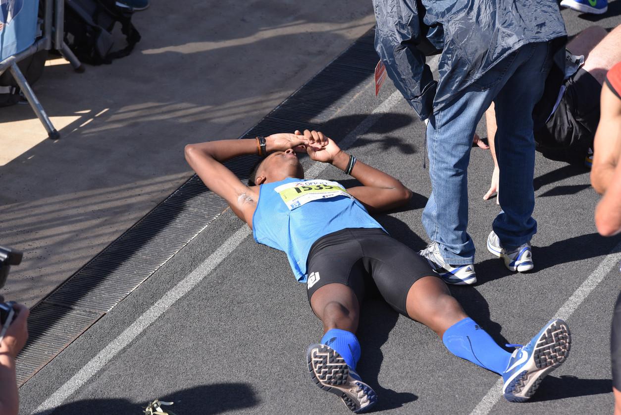 descanso atleta